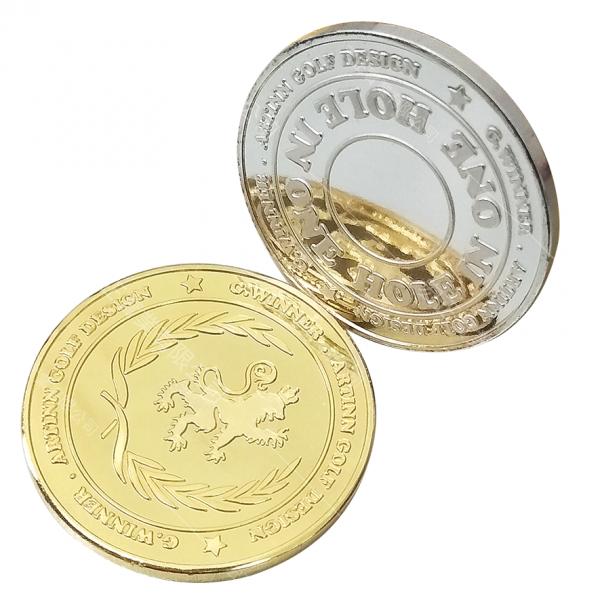 客製化紀念錢幣