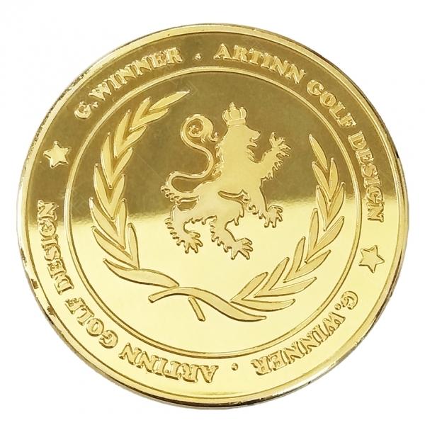 客製鏡面錢幣
