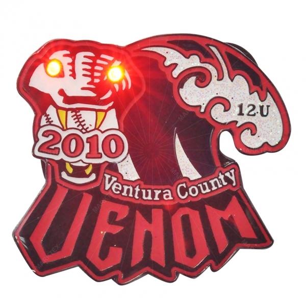 特製LED徽章