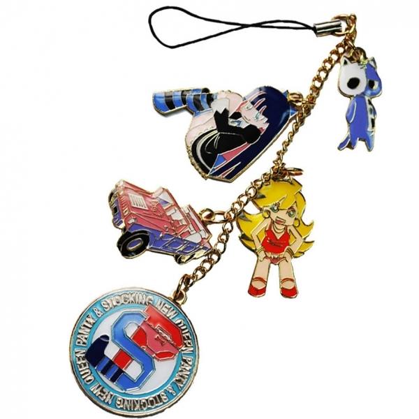 卡通吊飾鑰匙圈