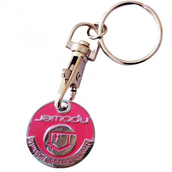 硬幣造型鑰匙圈