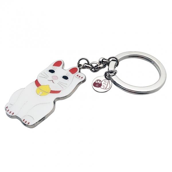 招財貓鑰匙圈訂做
