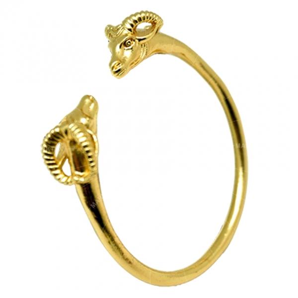 立體金屬手環