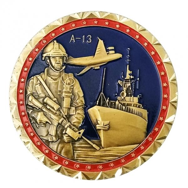 鑽石切邊紀念幣