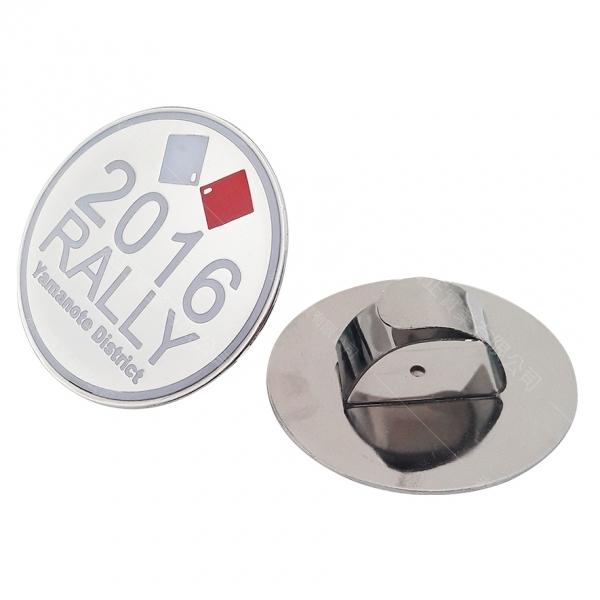 客製化領巾扣環