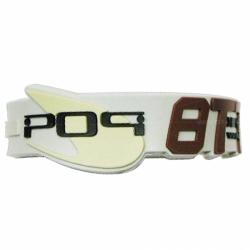 2D design soft PVC rubber wristband bracelet