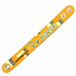 2D design soft PVC wristband