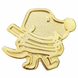 動物造型徽章