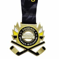 曲棍球賽獎牌