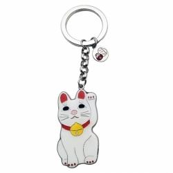 招財貓鑰匙圈