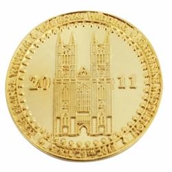 紀念幣製作、金屬紀念幣客製