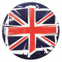 馬口鐵國旗胸章