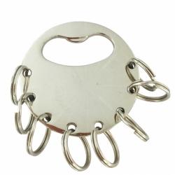 金屬開瓶器鑰匙圈
