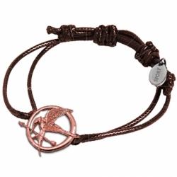 蠟繩手環金屬飾片