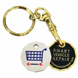 英磅造型鑰匙圈
