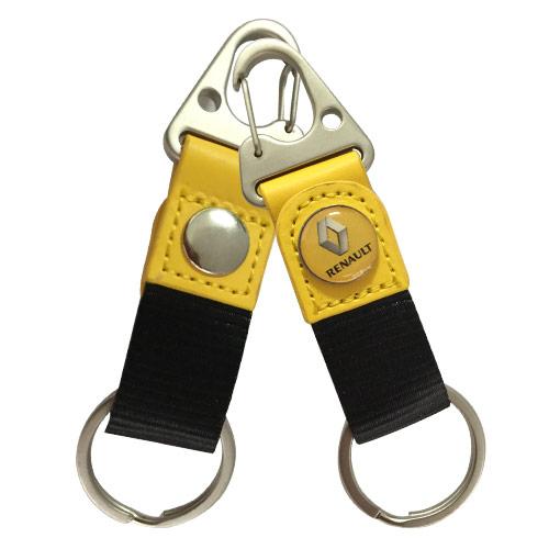 皮革鑰匙圈現有款-宏正實業有限公司