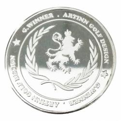 鏡面紀念幣製造商